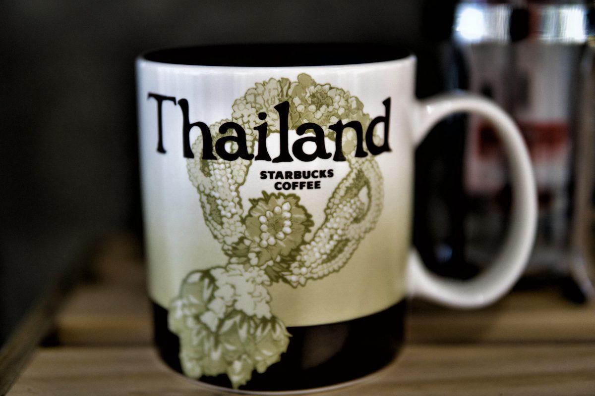 タイ スタバ お土産