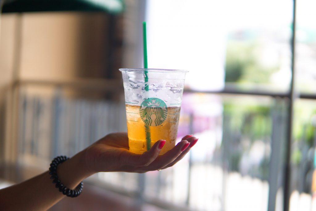スタバにお茶ブランド