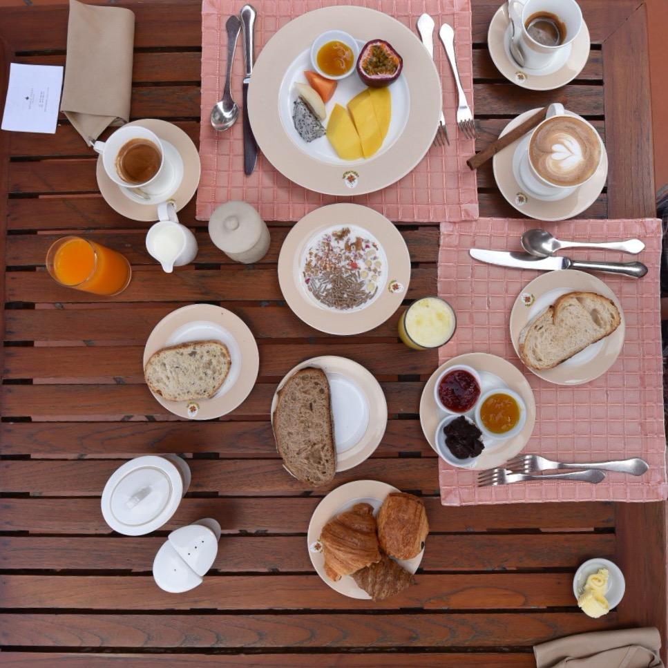 ダラデヴィ チェンマイ 朝ごはん