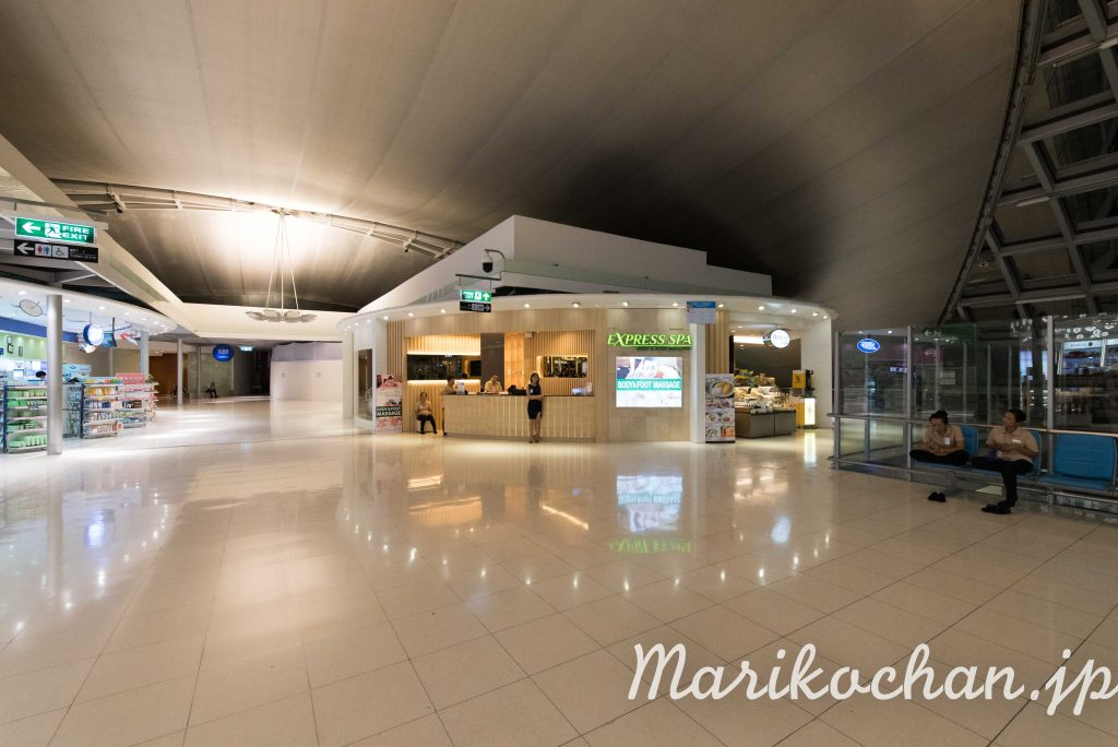 bangkok-Suvarnabhumi Airport-6