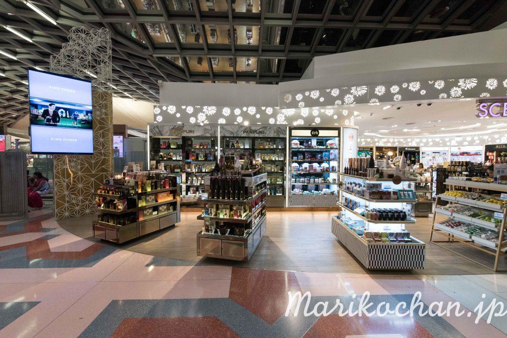 bangkok-Suvarnabhumi Airport-7