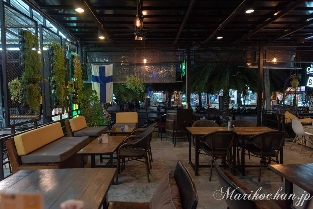 bess restaurant in ao nang beach